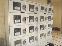 Cold storage locker