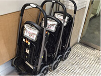 Stroller for free rental