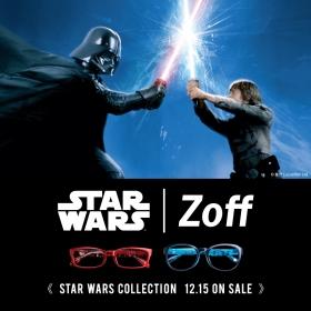 """与期待已久的""""星球大战""""的眼罩收集从Zoff发售!]"""